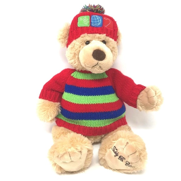 320fab8b0c6fa Gund Other - Gund Office Depot Teddy B Caring Plush Teddy Bear
